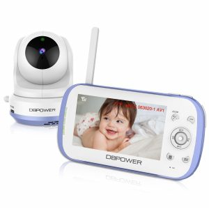 DB Power Video Monitor for new Babies