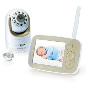 Infant Optics DXR-8 Video Baby Monitor
