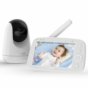 Vava V1.1 HD Display video Baby Monitor