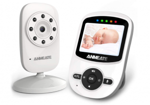 Ameate baby monitor for the budget