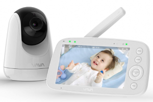 baby monitor for deaf hearing parents